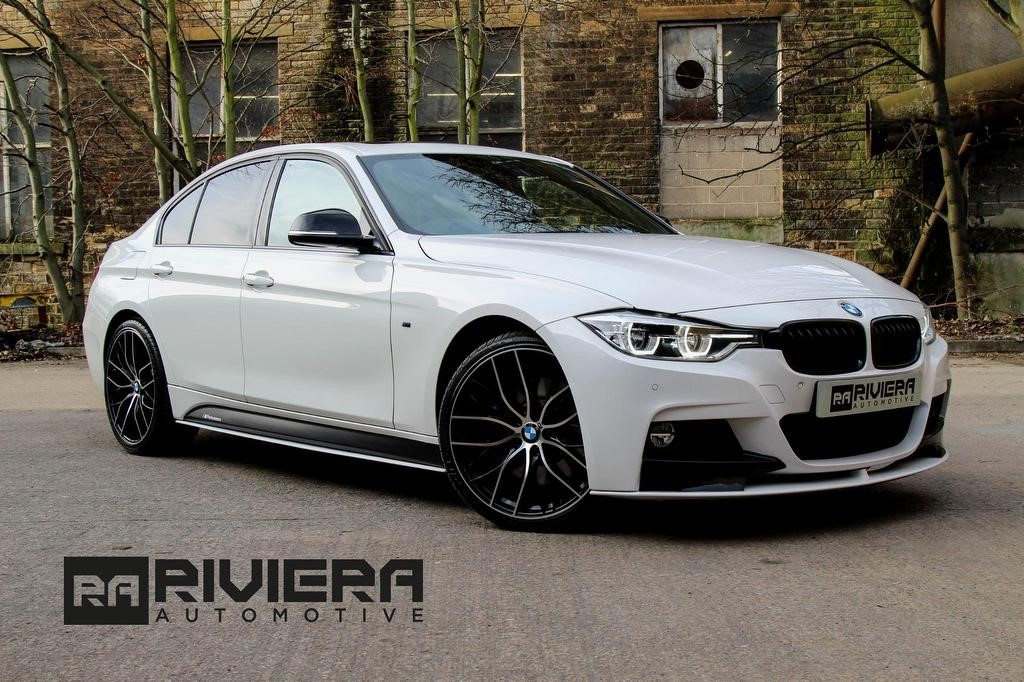 used BMW 335d 3 Series M Sport Auto xDrive (s/s) 4dr in west-yorkshire
