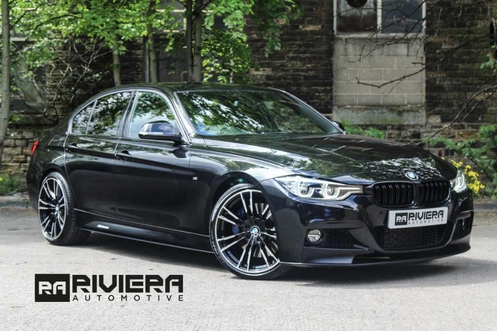 used BMW 335d XDRIVE M SPORT in west-yorkshire