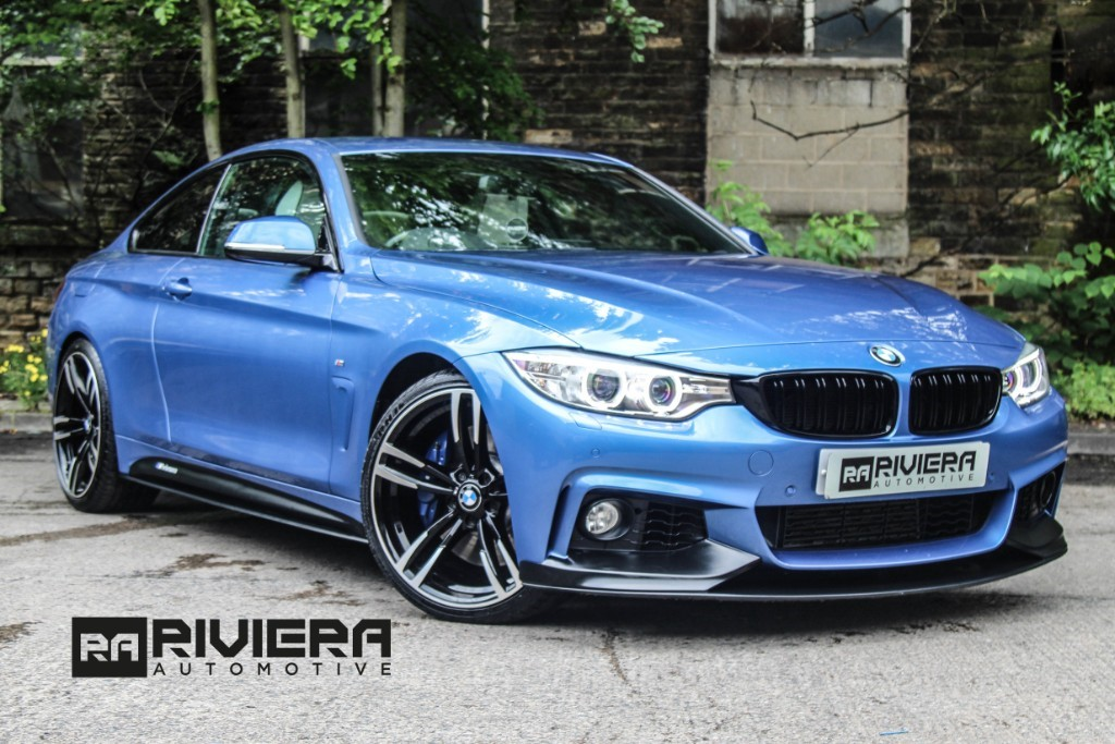 used BMW 435d XDRIVE M SPORT in west-yorkshire