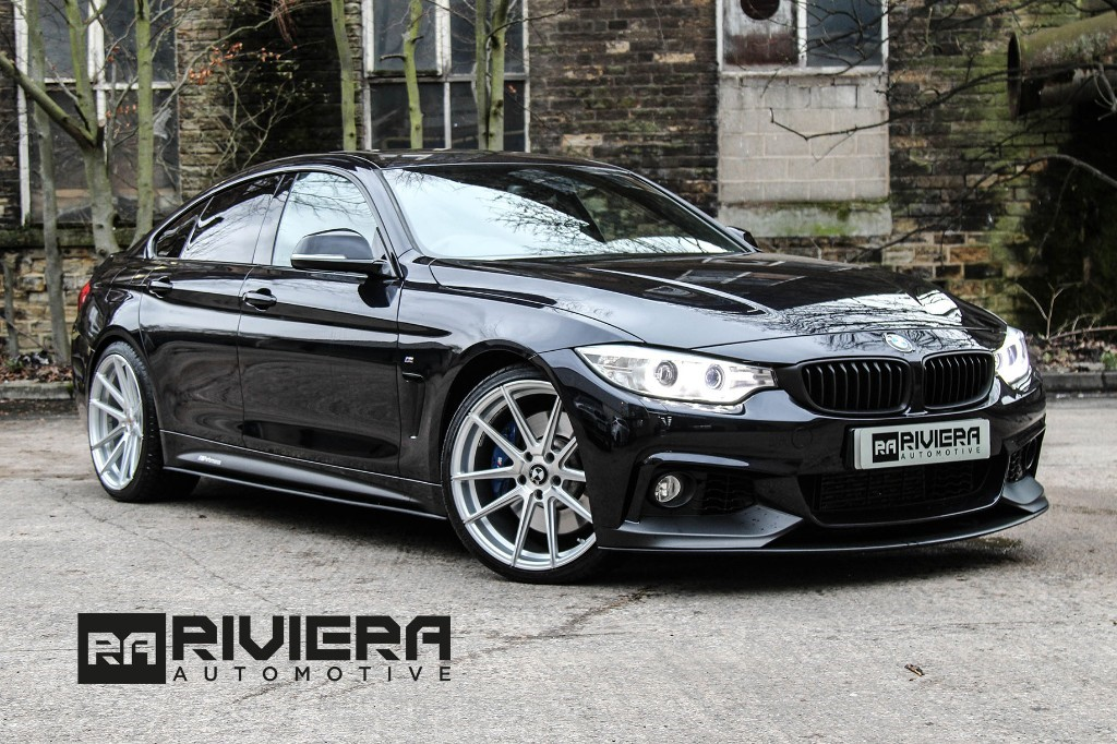 used BMW 435d XDRIVE M SPORT GRAN COUPE in west-yorkshire
