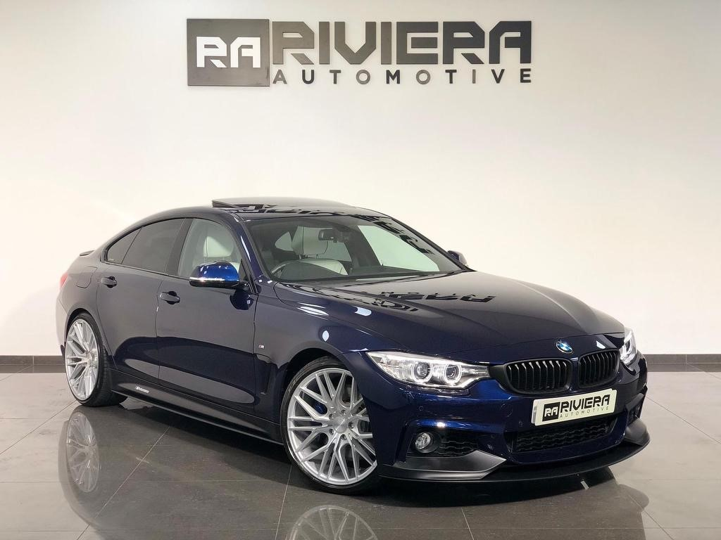 used BMW 435d 4 Series Gran Coupe M Sport Auto xDrive (s/s) 5dr in west-yorkshire