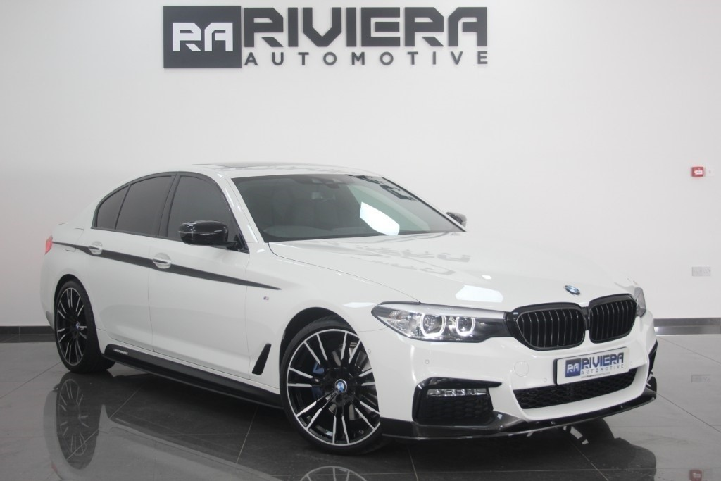 used BMW 530d 5 Series XDRIVE M SPORT in west-yorkshire