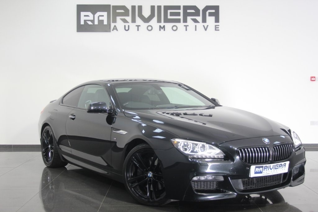 used BMW 640d 6 Series M Sport 2dr in west-yorkshire