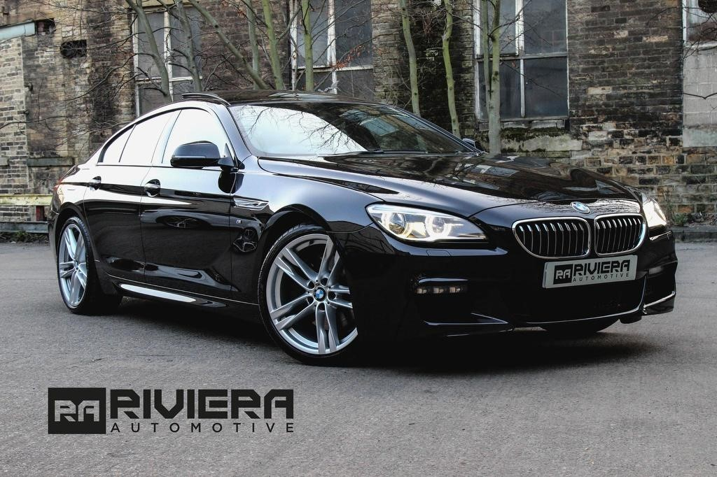 used BMW 640d 6 Series Gran Coupe M Sport Steptronic 4dr in west-yorkshire