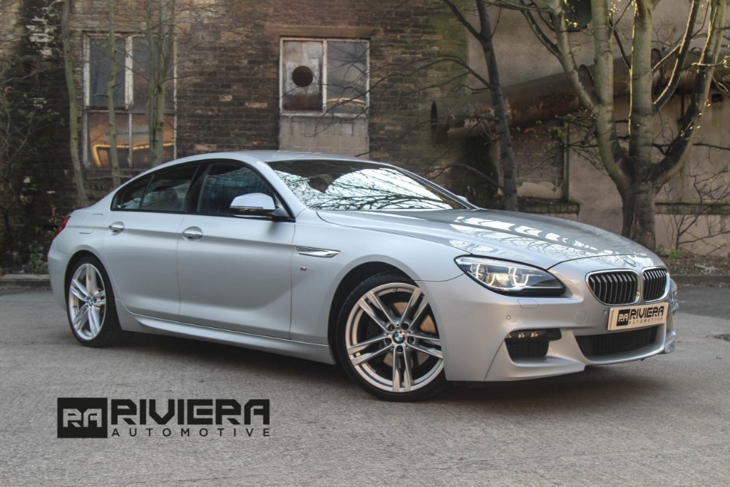 used BMW 640d M SPORT GRAN COUPE in west-yorkshire