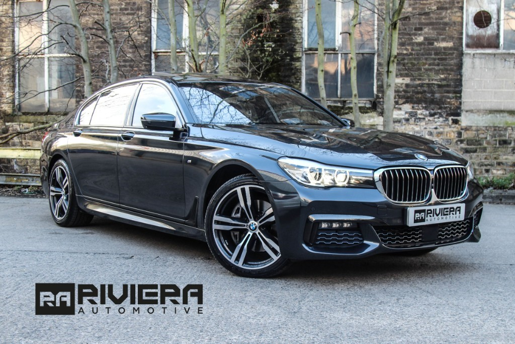 used BMW 730Ld M SPORT in west-yorkshire
