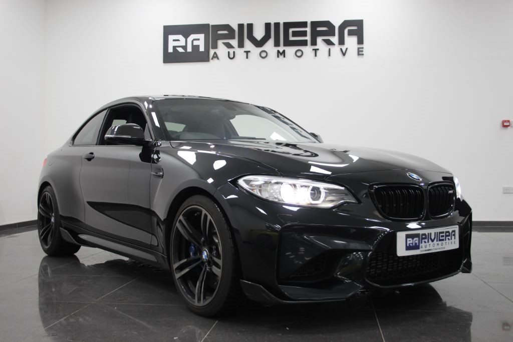 used BMW M2 3.0 Coupe DCT 2dr (start/stop) in west-yorkshire