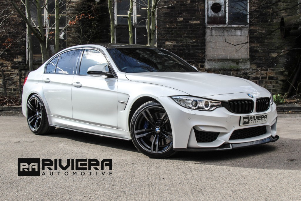 used BMW M3 M DCT (s/s) 4dr in west-yorkshire
