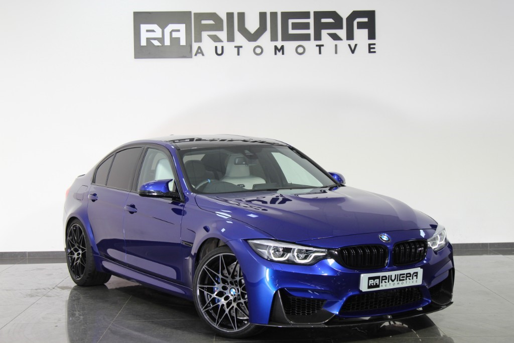 used BMW M3 COMPETITION PACKAGE in west-yorkshire
