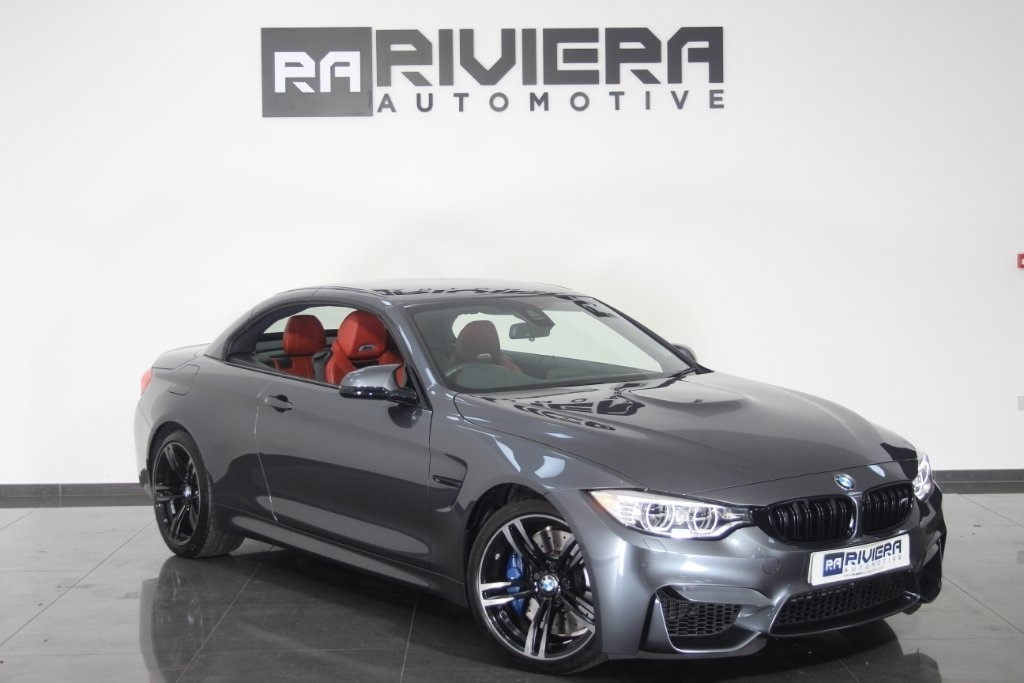 used BMW M4 M DCT (s/s) 2dr in west-yorkshire