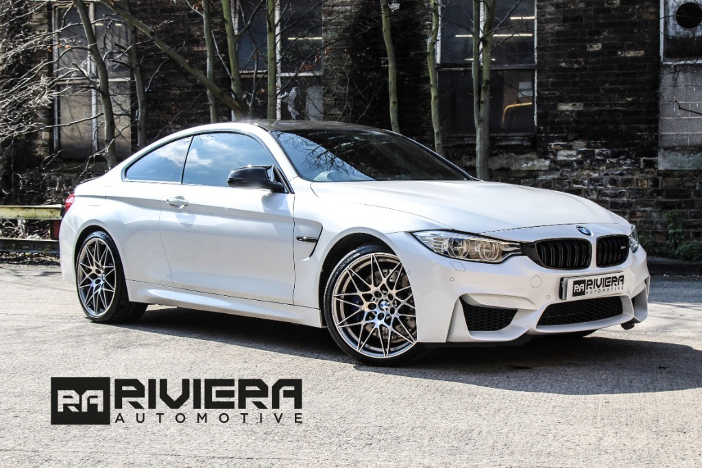used BMW M4 3.0 M4 (Competition Pack) M DCT in west-yorkshire