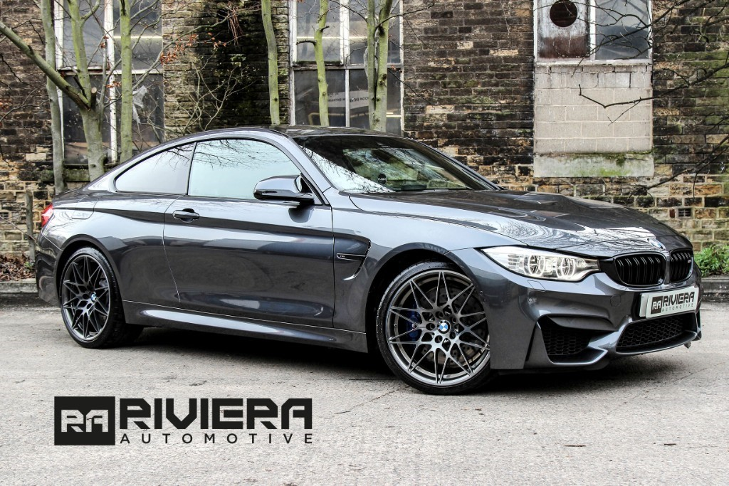 used BMW M4 M4 (Competition Pack) M DCT 2dr in west-yorkshire