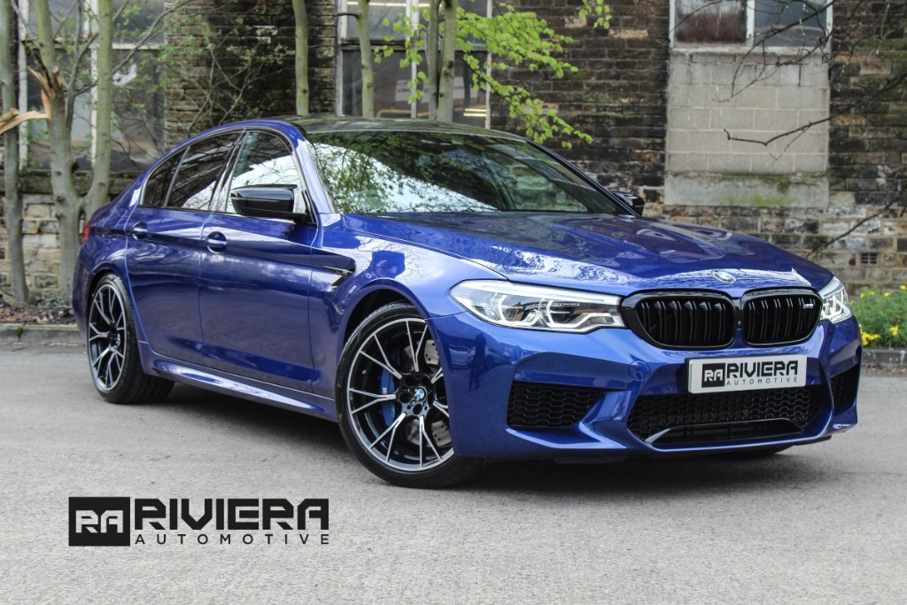 used BMW M5 COMPETITION in west-yorkshire