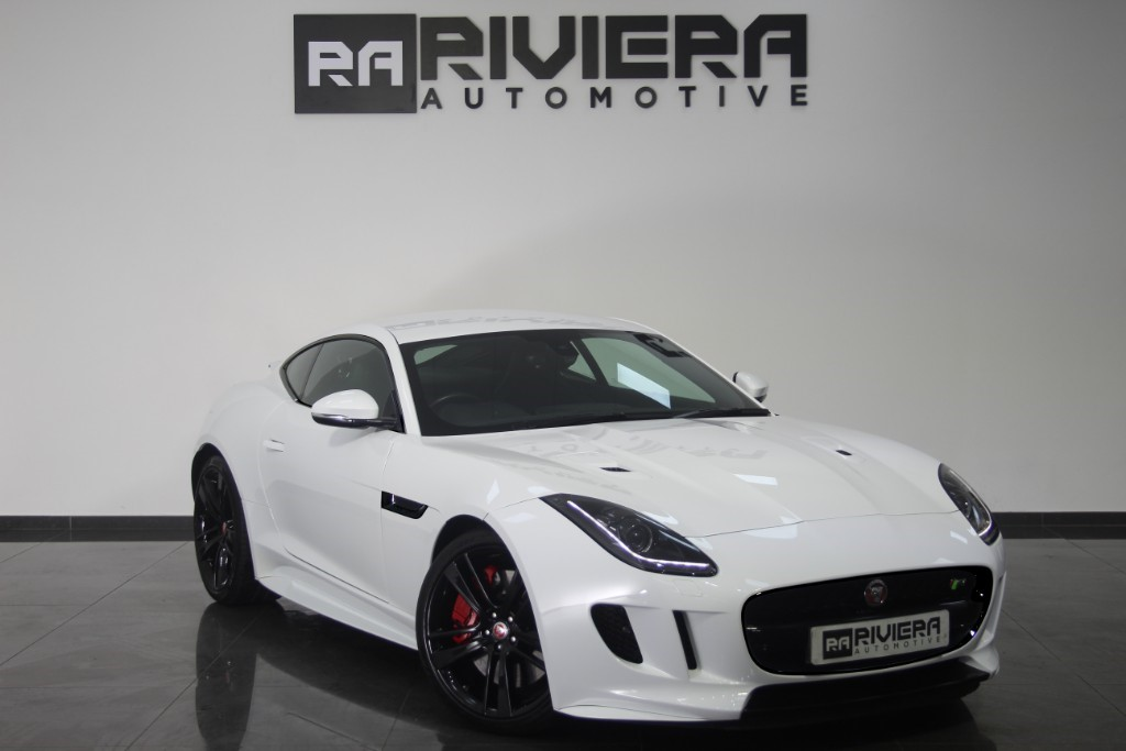 used Jaguar F-Type V8 R AWD in west-yorkshire