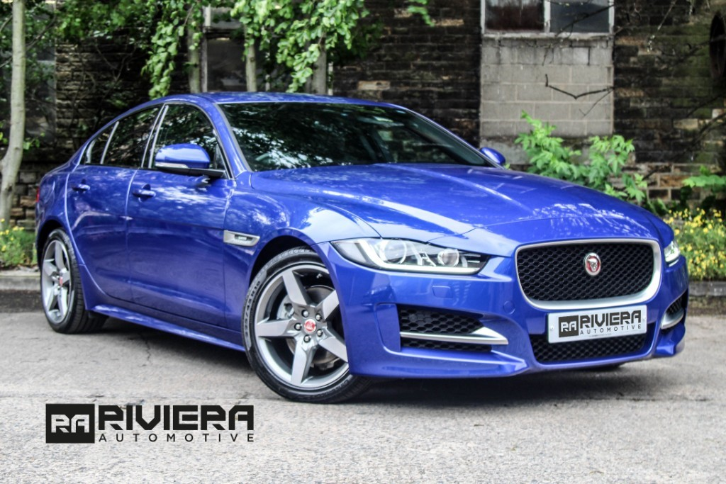 used Jaguar XE 2.0 d R-Sport Auto (s/s) in west-yorkshire
