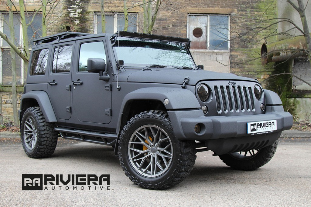 used Jeep Wrangler V6 RUBICON UNLIMITED in west-yorkshire