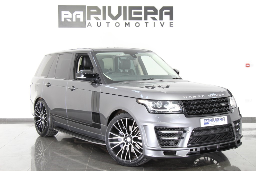 used Land Rover Range Rover SDV8 VOGUE in west-yorkshire