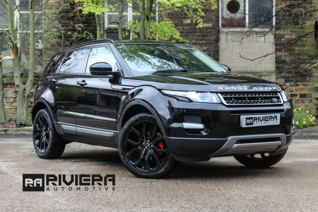 used Land Rover Range Rover Evoque SD4 PURE TECH in west-yorkshire