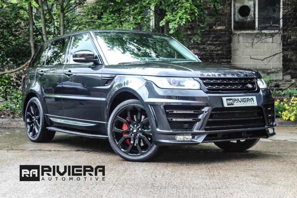 used Land Rover Range Rover Sport SDV6 HSE in west-yorkshire