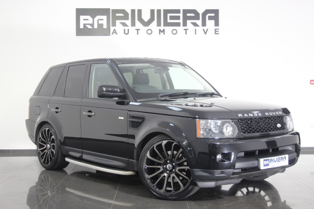 used Land Rover Range Rover Sport TDV6 HSE in west-yorkshire