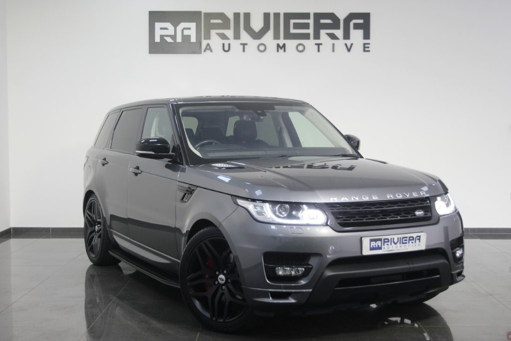 used Land Rover Range Rover Sport SD V6 Autobiography Dynamic 4X4 (s/s) 5dr in west-yorkshire