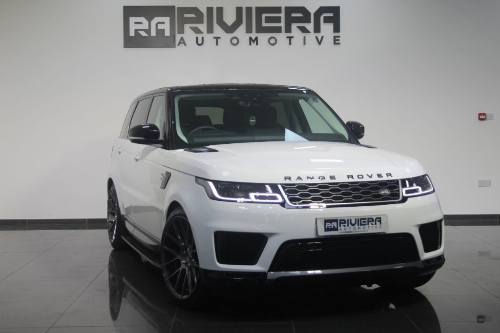used Land Rover Range Rover Sport SD V6 HSE CommandShift 2 AWD (s/s) 5dr in west-yorkshire