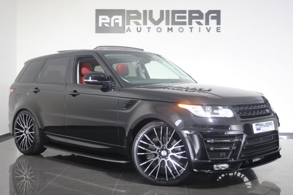 used Land Rover Range Rover Sport SD V6 HSE Dynamic 4X4 (s/s) 5dr in west-yorkshire