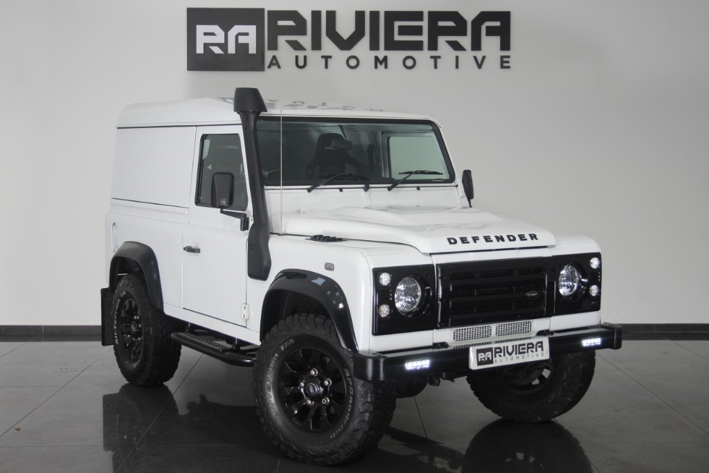 used Land Rover  TD HARD TOP in west-yorkshire