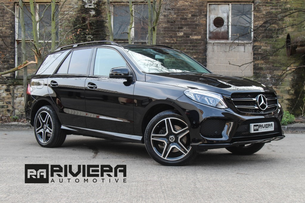 used Mercedes 250 GLE  D 4MATIC AMG LINE in west-yorkshire