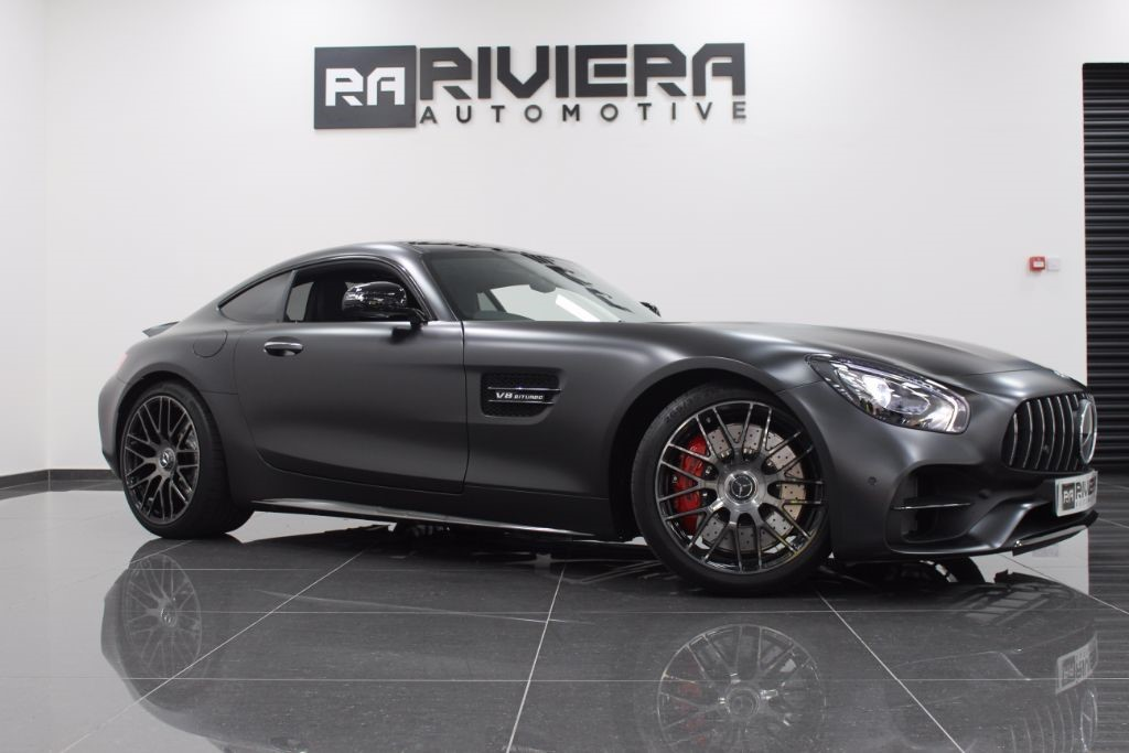 used Mercedes AMG GT GTC EDITION 50 in west-yorkshire