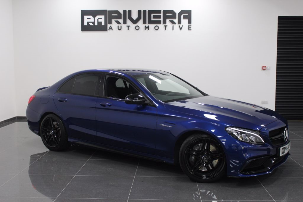 used Mercedes C63 AMG C-CLASS AMG C 63 in west-yorkshire