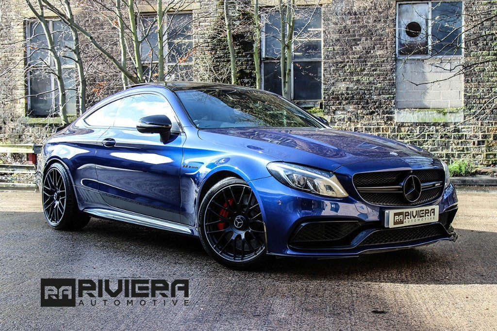 used Mercedes C63 AMG AMG C 63 S EDITION 1 in west-yorkshire