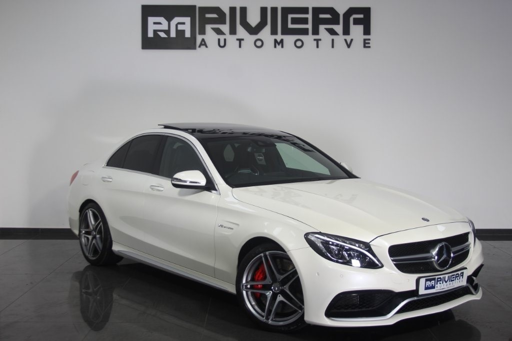 used Mercedes  C Class S (Premium) (s/s) 4dr in west-yorkshire