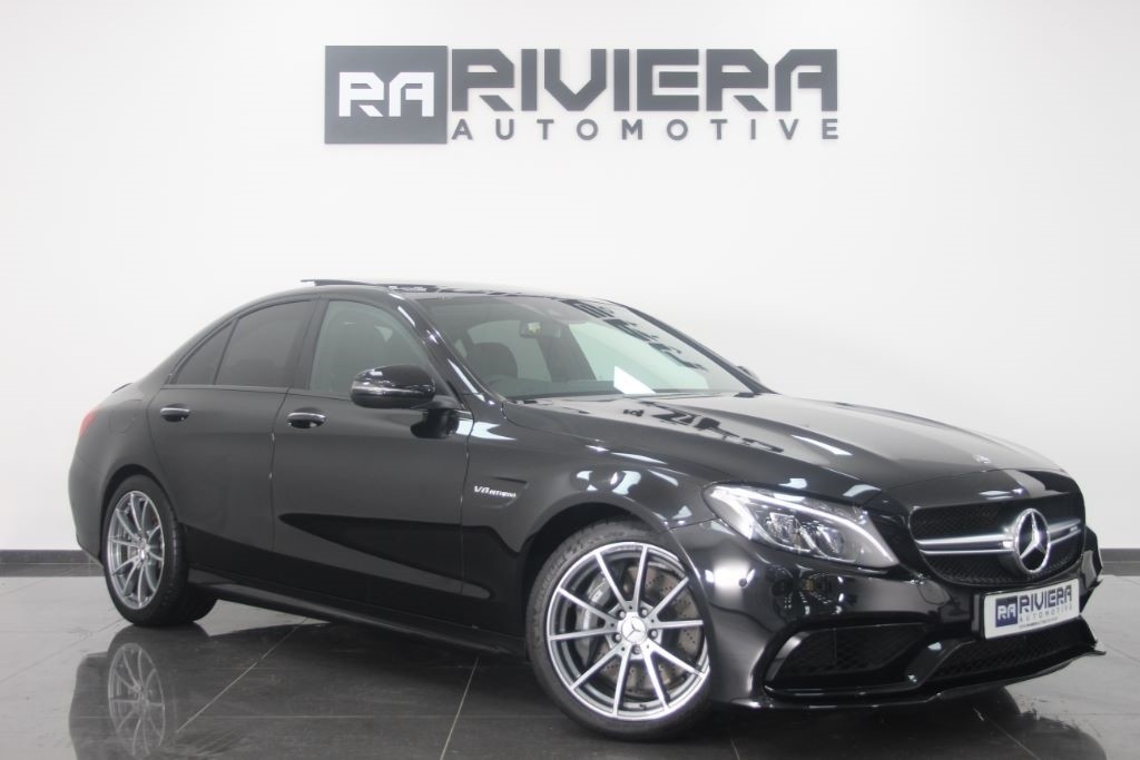used Mercedes C63 AMG C Class C-CLASS AMG PREMIUM in west-yorkshire