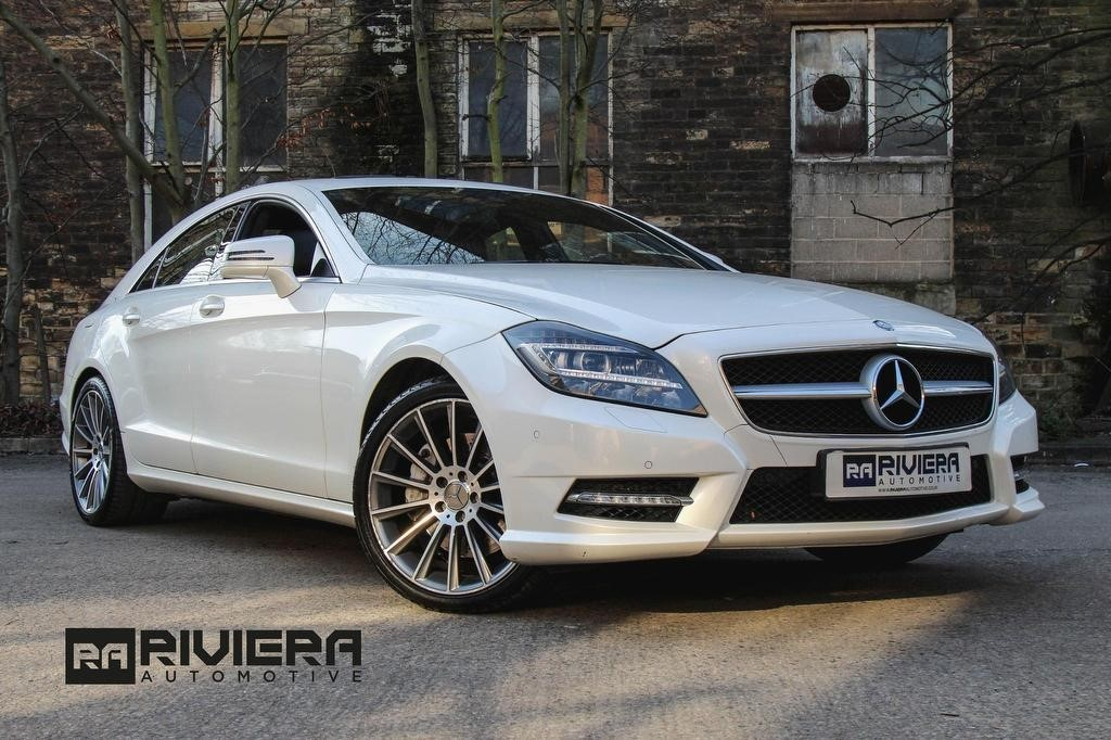 used Mercedes CLS CLS350 BlueEFFICIENCY AMG Sport 7G-Tronic Plus 4dr in west-yorkshire