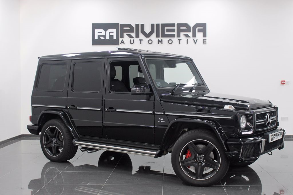 used Mercedes G63 AMG  in west-yorkshire