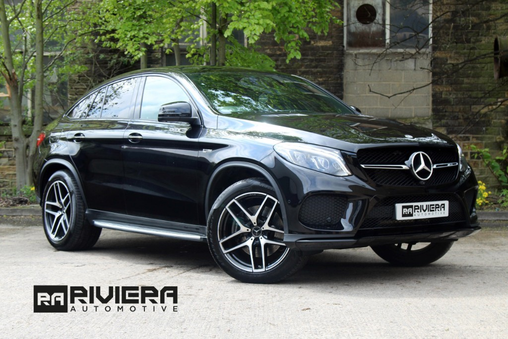 used Mercedes  AMG GLE 43 4MATIC PREMIUM PLUS in west-yorkshire
