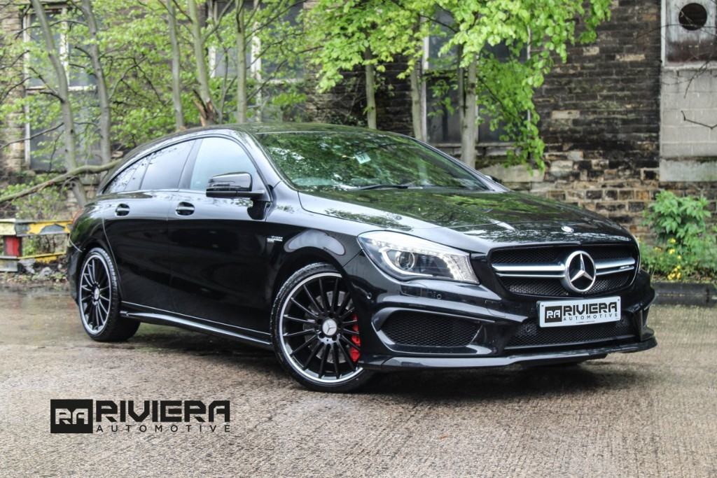 used Mercedes  CLA45 AMG 4MATIC in west-yorkshire