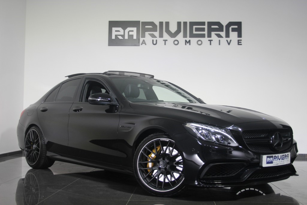 used Mercedes  AMG C 63 PREMIUM in west-yorkshire