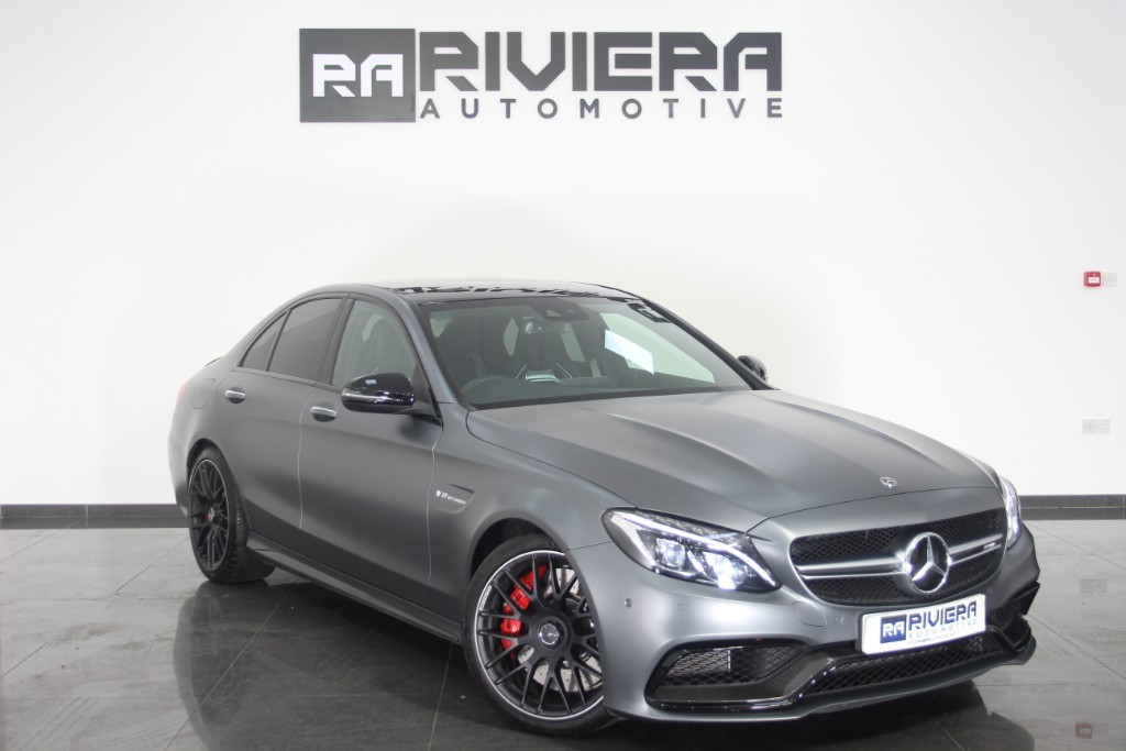 used Mercedes  AMG C 63 S PREMIUM in west-yorkshire