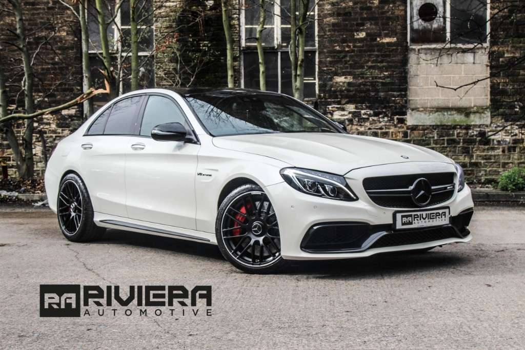 used Mercedes C63 AMG C Class S (Premium) (s/s) 4dr in west-yorkshire
