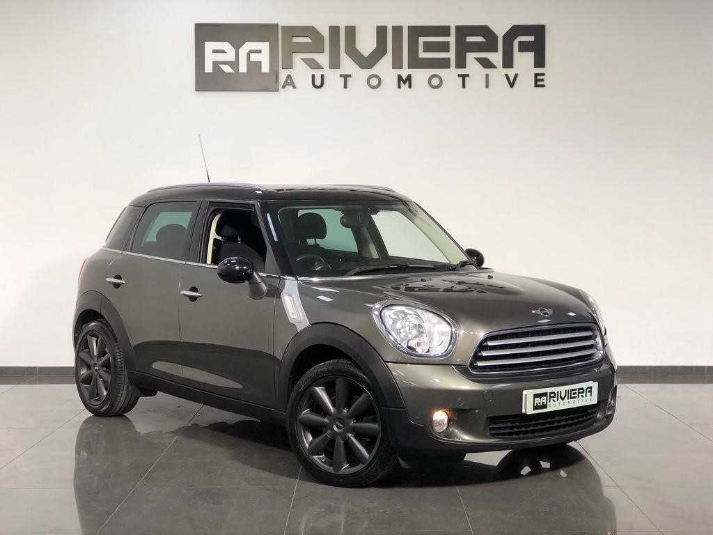 used MINI Countryman Cooper D (Pepper) 5dr in west-yorkshire