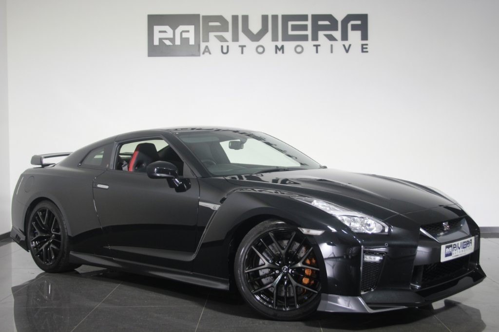 used Nissan GT-R V6 Recaro 4WD 2dr in west-yorkshire