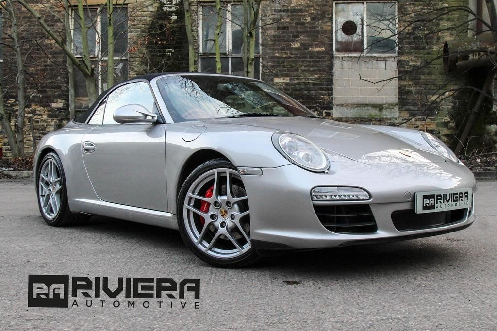 used Porsche 911 997 Carrera S Cabriolet PDK 2dr in west-yorkshire
