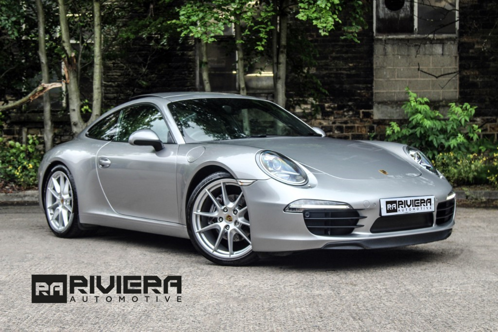 used Porsche 911 3.4 991 Carrera 2dr in west-yorkshire