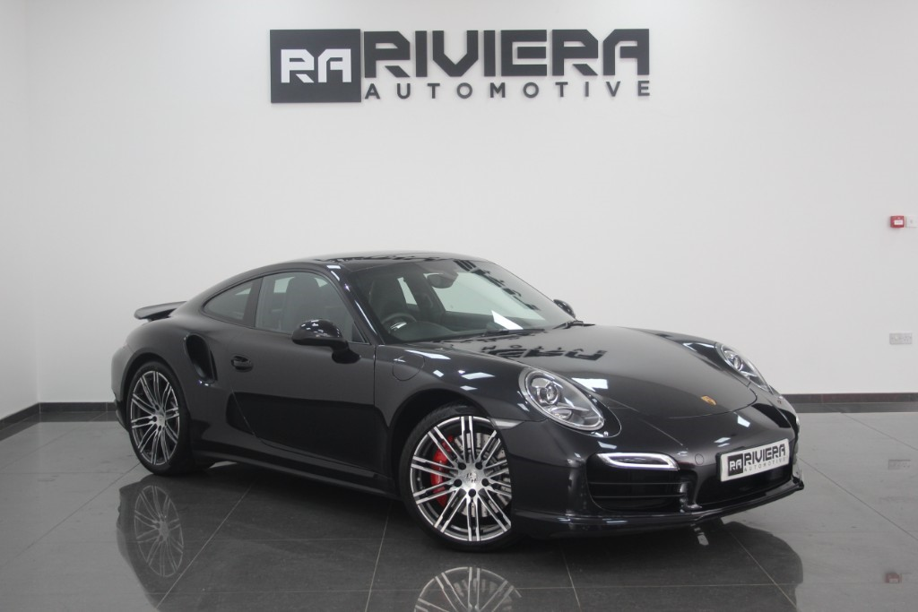 used Porsche 911 TURBO PDK in west-yorkshire