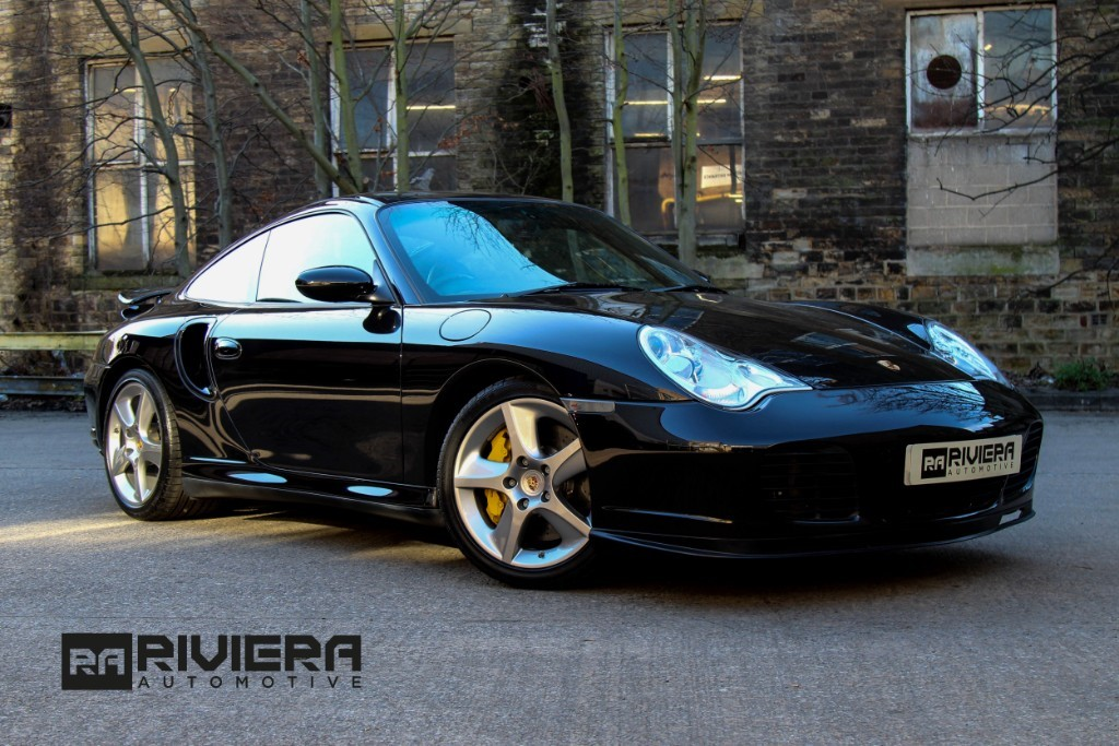 used Porsche 911 TURBO S in west-yorkshire