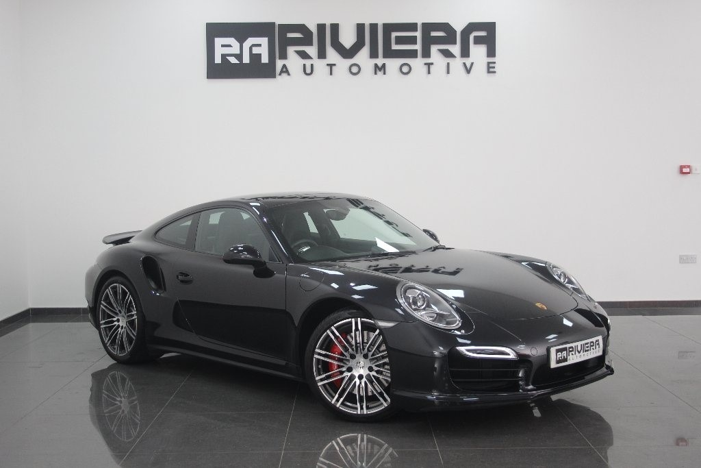 used Porsche 911 Turbo 991 PDK AWD 2dr in west-yorkshire