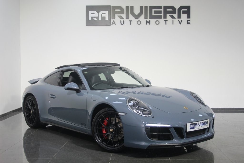 used Porsche 911 991 Carrera GTS PDK 2dr in west-yorkshire