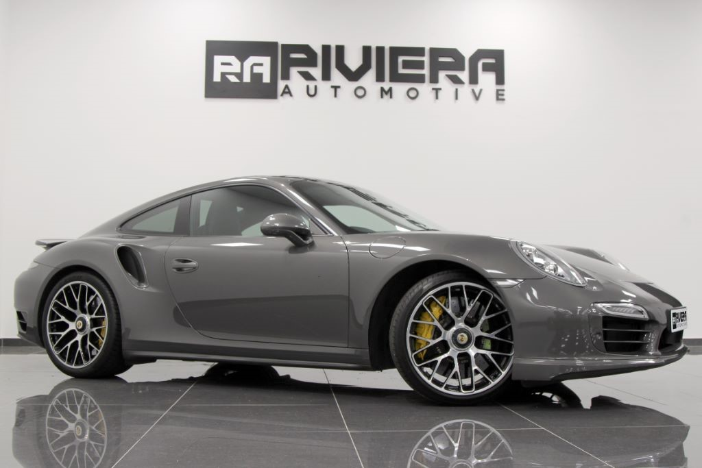 used Porsche 911 Turbo S PDK in west-yorkshire